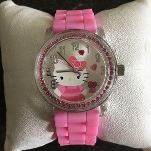 Hello Kitty Sanrio watch